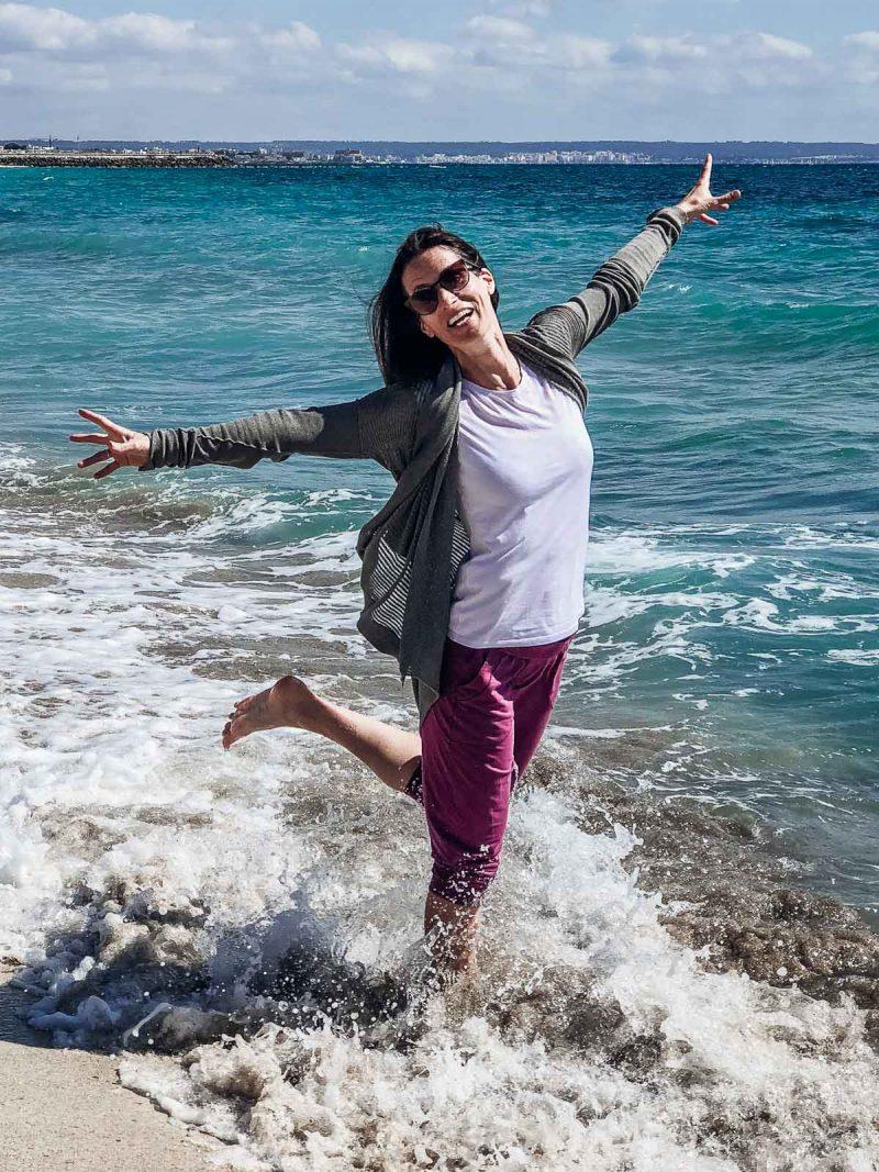 Jeanette Fuchs Yoga und Reisen