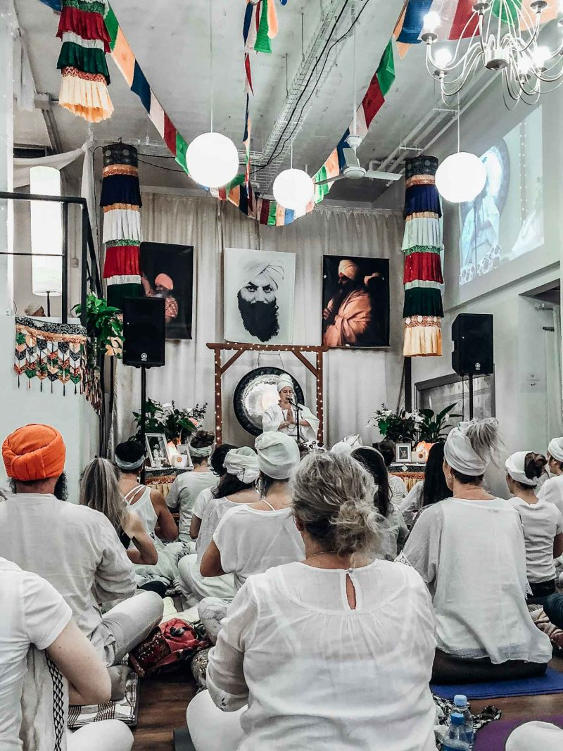 Kundalini Yoga mit Guru Jagat Mallorca