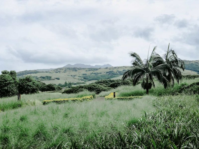 Golfplatz Luxushotel Mauritius