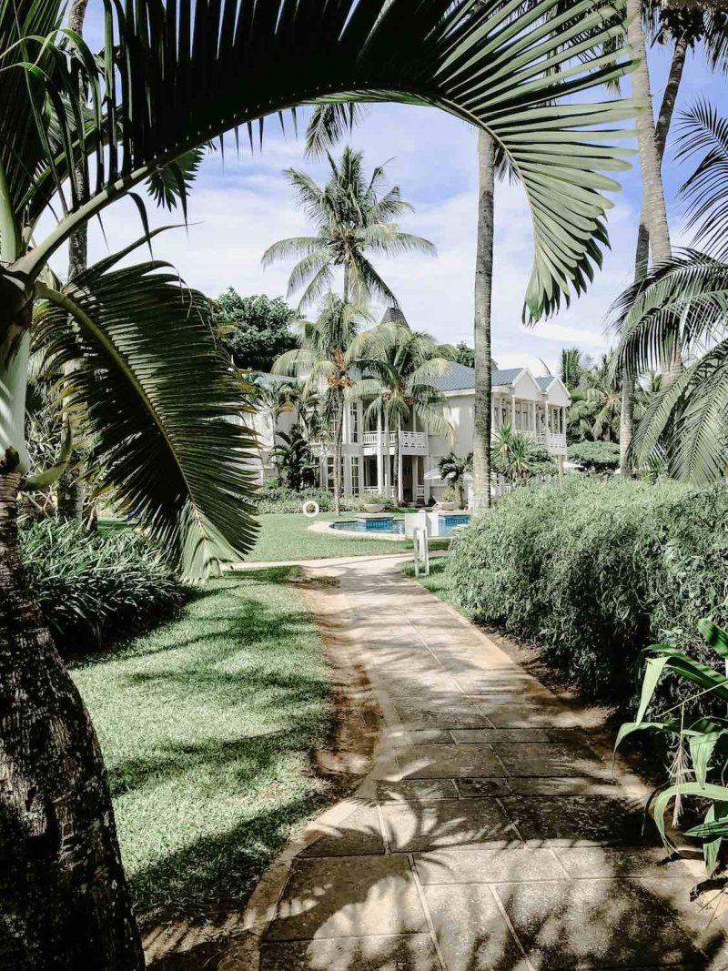 Pool Luxushotel Mauritius