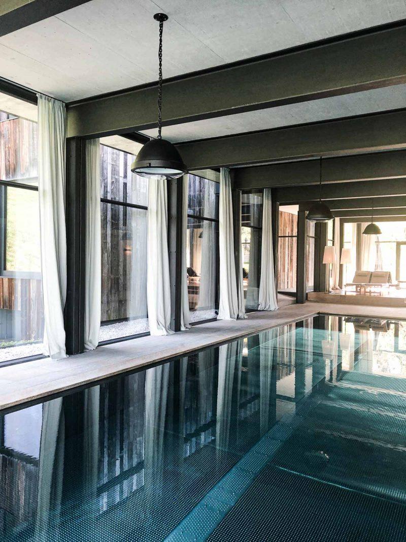 Pool Hotel Wiesergut Saalbach