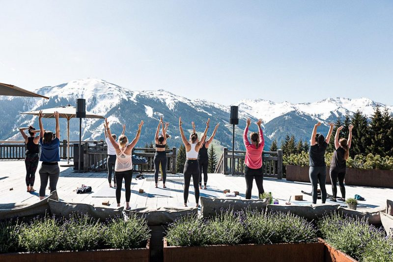 Yoga Design Retreat Wiesergut Saalbach