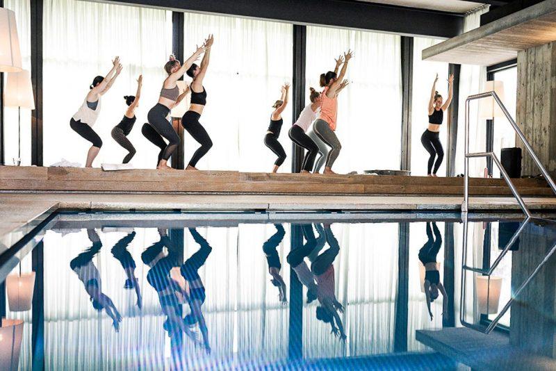 Yoga Design Hotel Wiesergut Saalbach