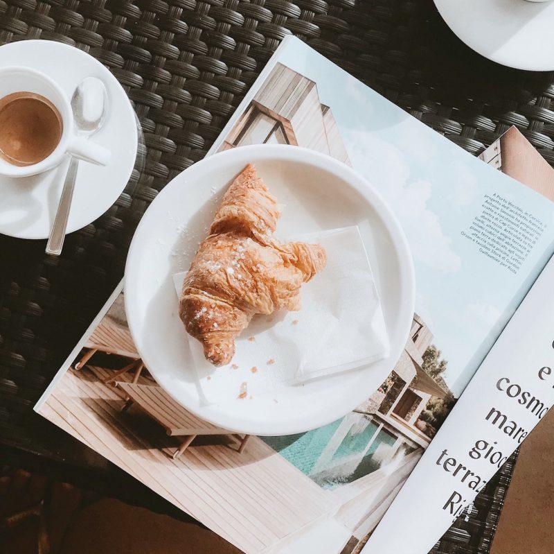 Rituale Sardinien Frühstück