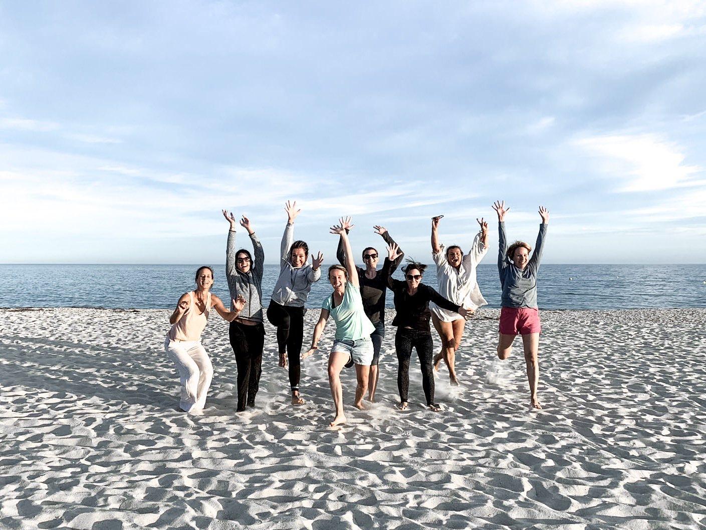 Yoga am Meer Algarve